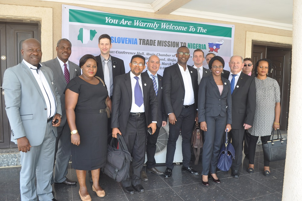 First Slovenia Trade Mission to Nigeria
