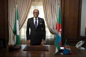 Congratulation Message To President  Muhammadu Buhari Of The Federal Republic Of Nigeria