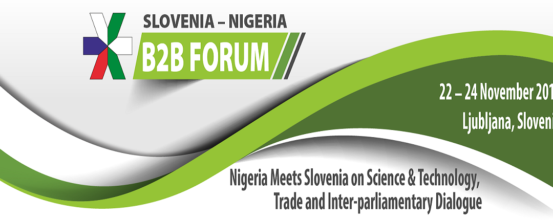 SLOVENIA-NIGERIA B2B FORUM 2016